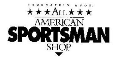 RUBENSTEIN BROS. ALL AMERICAN SPORTSMAN SHOP
