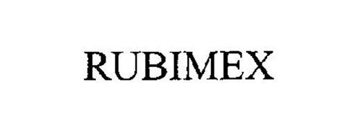 RUBIMEX