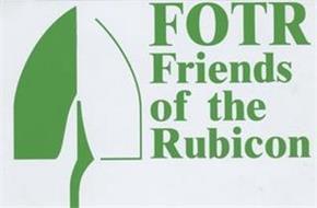 FOTR FRIENDS OF THE RUBICON