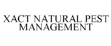XACT NATURAL PEST MANAGEMENT