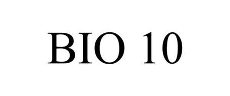 BIO 10