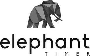 ELEPHANT TIMER