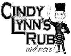 CINDY LYNN'S RUBS AND MORE!