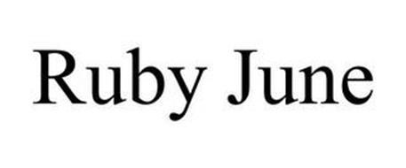 RUBY JUNE