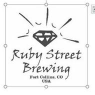 RUBY STREET BREWING FORT COLLINS, CO USA