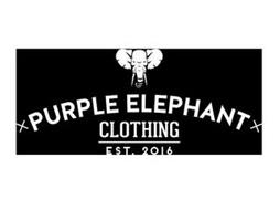 PURPLE ELEPHANT CLOTHING EST. 2016
