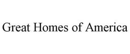 GREAT HOMES OF AMERICA