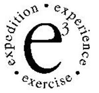 E3 EXPEDITION EXPERIENCE EXERCISE