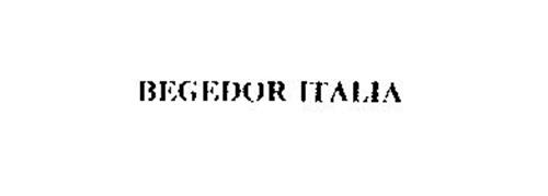 BEGEDOR ITALIA