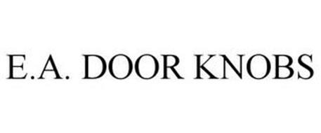 E.A. DOOR KNOBS