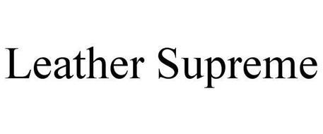LEATHER SUPREME