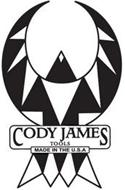 CODY JAMES TOOLS MADE IN THE U.S.A