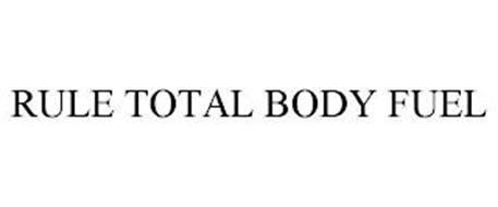 RULE TOTAL BODY FUEL