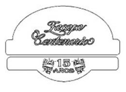 ZACAPA CENTENARIO 15 AÑOS