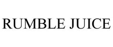 RUMBLE JUICE