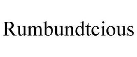 RUMBUNDTCIOUS