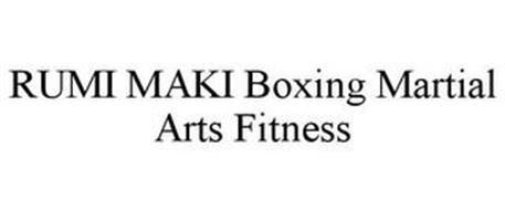 RUMI MAKI BOXING MARTIAL ARTS FITNESS
