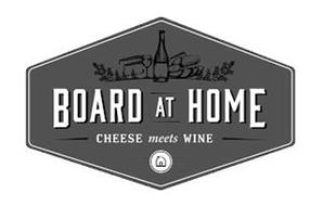 BOARD AT HOME CHEESE MEETS WINE