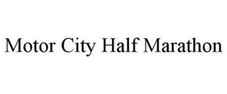 MOTOR CITY HALF MARATHON