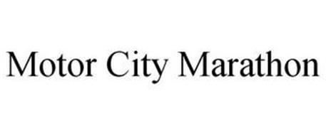 MOTOR CITY MARATHON