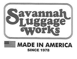 SAVANNAH LUGGAGE WORKS