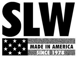 SLW MADE IN AMERICA SINCE 1978
