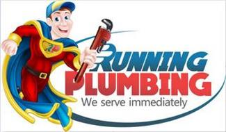 RUNNING PLUMBING WE SERVE IMMEDIATELY