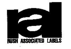 RAL RUSH ASSOCIATED LABELS