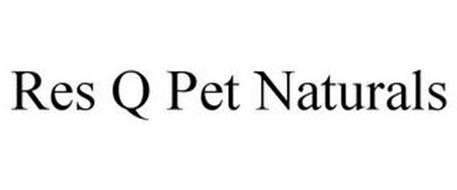 RES Q PET NATURALS