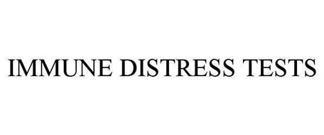 IMMUNE DISTRESS TESTS
