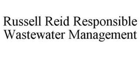 RUSSELL REID RESPONSIBLE WASTEWATER MANAGEMENT