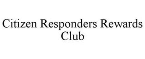 CITIZEN RESPONDERS REWARDS CLUB