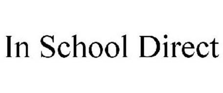 IN SCHOOL DIRECT