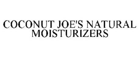 COCONUT JOE'S NATURAL MOISTURIZERS