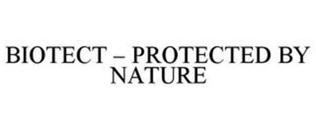 BIOTECT - PROTECTED BY NATURE