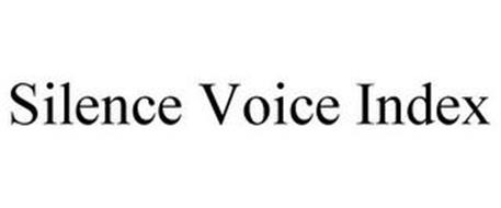 SILENCE VOICE INDEX