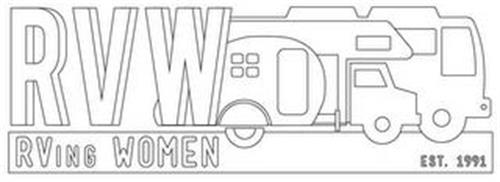 RVW RVING WOMEN EST. 1991
