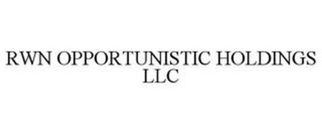 RWN OPPORTUNISTIC HOLDINGS LLC