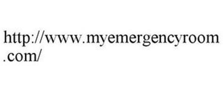 MYEMERGENCYROOM.COM