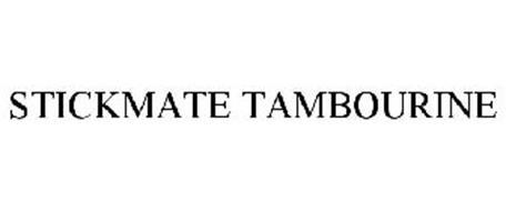 STICKMATE TAMBOURINE
