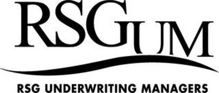RSGUM RSG UNDERWRITING MANAGERS
