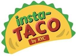 INSTA-TACO BY RYC