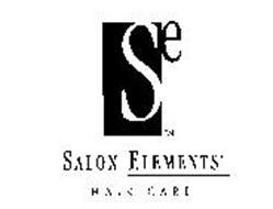 SALON ELEMENTS HAIR CARE