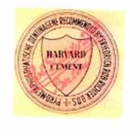 HARVARD CEMENT