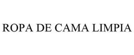ROPA DE CAMA LIMPIA