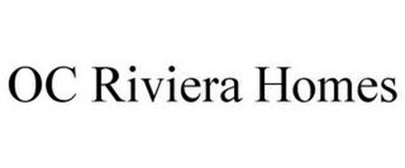 OC RIVIERA HOMES
