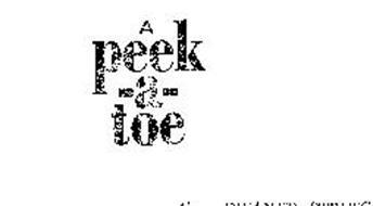 A PEEK-A-TOE