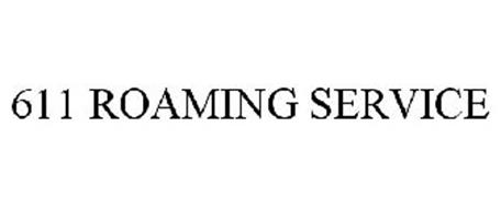 611 ROAMING SERVICE