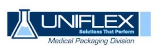 UNIFLEX SOLUTIONS THAT PERFORM MEDICAL PACKAGING DIVISION