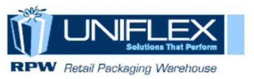 UNIFLEX SOLUTIONS THAT PERFORM RPW RETAIL PACKAGING WAREHOUSE